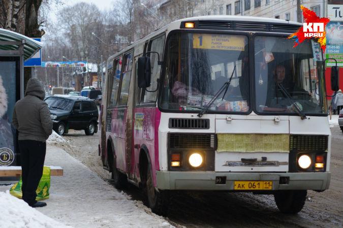 Сыктывкарцы и 101 автобус: как